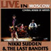 Live In Moscow cover